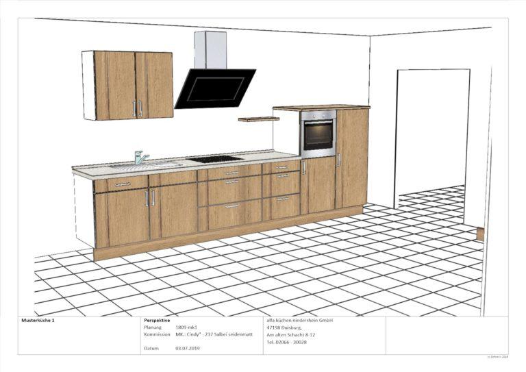 1 Küche 1