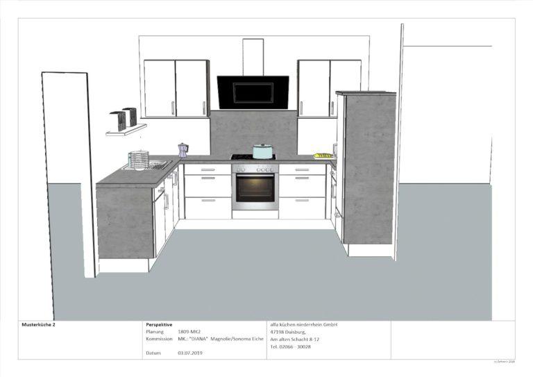 1 Küche 2