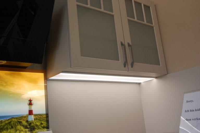 LED - Unterboden-Leuchte